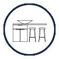 table kitchen icon